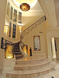 89 Best Grand Staircases Images In 2018 Grand