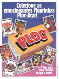Coleção Ploc Atari - Álbum