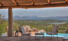 Villa Arcobaleno: un #masterpiece dell'architetto #Savin, #Sardegna