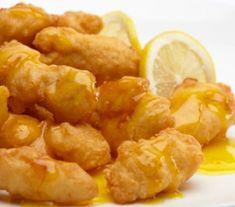 Hawaiian Lemon Chicken RECIPE