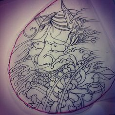 Xem ảnh này của @tommyrebo trên Instagram • 38 lượt thích Hannya Mask Tattoo, Demon Tattoo, Samurai Tattoo, Japanese Tattoo Symbols, Japanese Dragon Tattoos, Koi, Graffiti Tattoo, Asian Tattoos, Oriental Tattoo