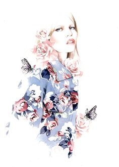 Carven Spring Summer 2014 by Antonio Soares