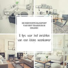 In deze blogpost 8 tips voor het inrichten van een kleine woonkamer Lets Stay Home, Home Decor, Decoration Home, Room Decor, Home Interior Design, Home Decoration, Interior Design
