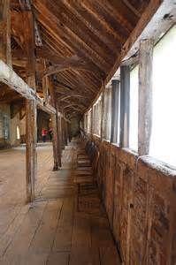 Abingdon Long Gallery upstairs edge