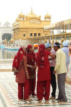 Golden Temple Pilgrims