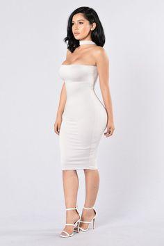 High Class Dress - Lilac Grey | Fashion Nova