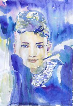 Audrey Hepburn   Portraits,