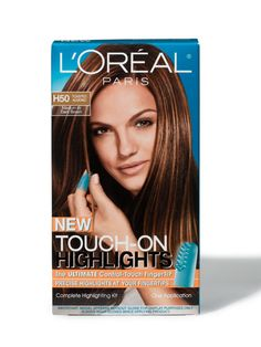 "HAIR L'ORÉAL PARIS TOUCH-ON HIGHLIGHTS KIT, $12.99  ""The fingertip brush gives you more control than paint-on kits,"" says colorist Rita Hazan, owner of the Rita Hazan Salon in New York City."