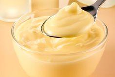 Crème pâtissière traditionnelle #recettesduqc #dessert #sauce