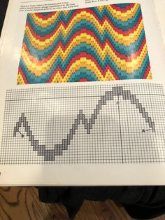 Image gallery – Page 484066659942836466 – Artofit Bargello Quilt Patterns, Bargello Needlepoint, Bargello Quilts, Needlepoint Stitches, Needlework, Hardanger Embroidery, Hand Embroidery Stitches, Cross Stitch Embroidery, Embroidery Patterns