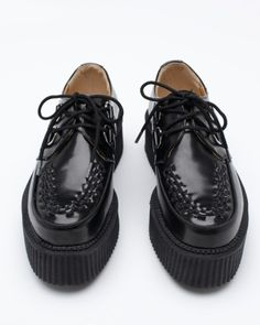 Need Supply Co. / TUK / Creepers In Black - StyleSays