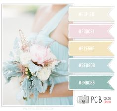 Color Crush Palette  Photography By KT Merry Photography | Floral Design By Beauty in the Making