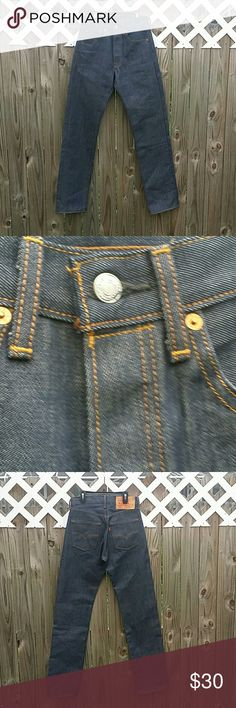 MEN'S JEANS MEN'S JEANS W28 L34 ( New without tags) Levi's Jeans
