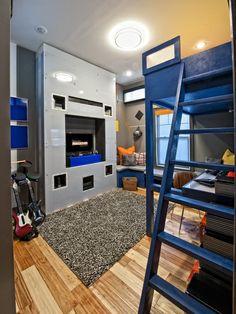 33-Brilliant-Bedroom-Decorating-Ideas-for-14-Year-Old-Boys-7.jpg (550×734)