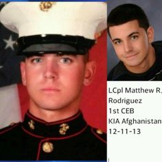 "@OurFallenAngels: LCpl. Matthew R. Rodriguez, 19. Killed in Helmand, Afghanistan on December 11, 2013. ""The smiling warrior"""