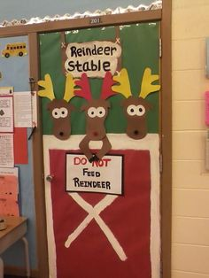 Just a fun & cute idea to decorate a classroom door or even maybe a bulletin board. Our Preschoolers loved it!!!