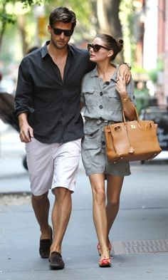 Olivia Palermo and Johannes Huebl - Celebrity Couple - Olivia Palermo Pictures…