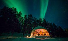 Yö linnunpöntössä? Suomen erikoisimmat majoitukset   Exotic accomodation experiences in Finland