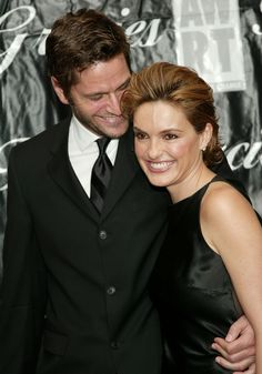 Peter Hermann and Mariska Hargitay Have Been Giving Each Other Heart Eyes For Over 13 Years