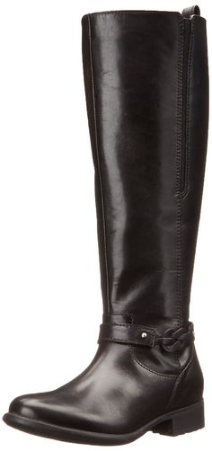 Clarks Women's Plaza Market Riding Boot > Check this awesome image  : Knee high boots