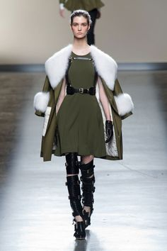 « Prabal Gurung Wants You! The Designer Takes on Military for Fall 2013