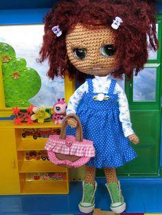 Crocheted Blythe Paula   Flickr - Fotosharing!