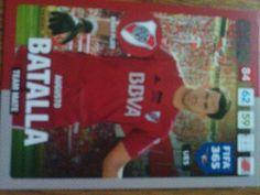 Augusto Batalla card