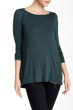 Willow & Clay - Slub Tee at Nordstrom Rack. Free Shipping on orders over $100.