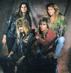 80's hair metal the band Lynch Mob