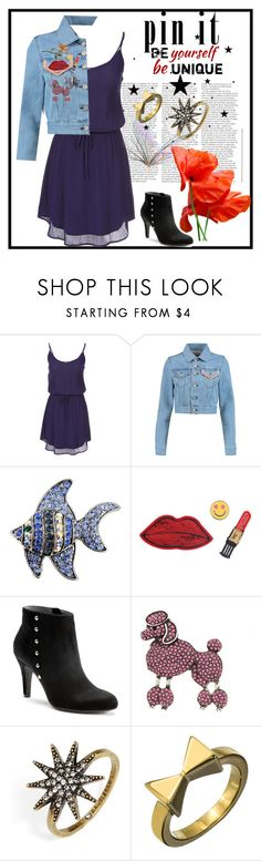 """""""Pin it"""" by daisyarias7 ❤ liked on Polyvore featuring Scoop, Être Cécile, Decree, LC Lauren Conrad, Marc Jacobs, BaubleBar, Roman Luxe, Bob Mackie and pins"""
