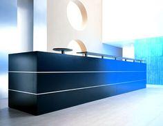 Emel Reception Desks | Reception Desks - MSL Interiors
