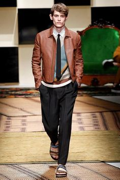 Salvatore Ferragamo, Look #25