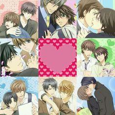 To discuss shounen ai, including junjou romantica and sekaiichi hatsukoi (etc)