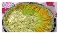 Alimentazione Sana & Cucina Naturale: Sfogliata di zucchine di di fiori di zucca I Love Food, Guacamole, Cabbage, Vegetables, Ethnic Recipes, Anna, Per Diem, Recipes, Pies