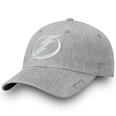 best service 998e9 16a41 Women s Tampa Bay Lightning Fanatics Branded Gray Lux Slate Trucker  Adjustable Hat, Your Price   21.99