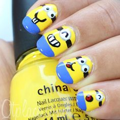 despicable-me-minion-nails-_zpsbe2fbaf2.jpg Photo:  This Photo was uploaded by mattaniasalvina. Find other despicable-me-minion-nails-_zpsbe2fbaf2.jpg pi...