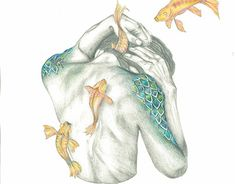 "Check out new work on my @Behance portfolio: ""Sirena · Anatomia"" http://be.net/gallery/60839759/Sirena-Anatomia"
