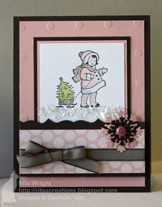 FMS6: Greeting Card Kids by kyann22 - Cards and Paper Crafts at Splitcoaststampers