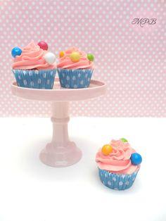 My Petite Bakery: Cupcakes de Chicle
