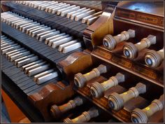 Playing the #organ