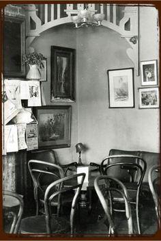 Badde Manors Cafe, Glebe, Sydney
