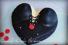 Bachelor Party Kuchen, Bachelor Party Cakes, Bikini Cake, Bra Cake, Fondant Cakes, Cupcake Cakes, Cupcakes, Breast Cancer Cake, Sexy Cakes