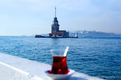 "Maidentower/ İstanbul... ""how about a nice turkish tea""...<3"
