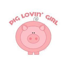 Yes, I am! My pig is the greatest. Who would have ever thought i could love a pig sooooo much