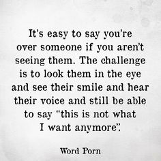 I still have a hard time doing this.i think there will always be a part of that can't do that with some people