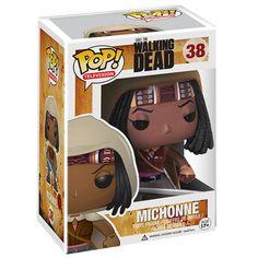 Figurine Michonne (The Walking Dead) - Funko Pop