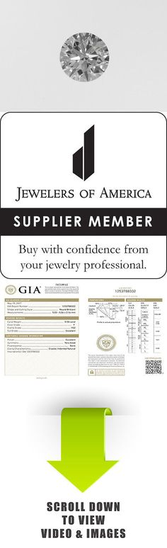 Natural Diamonds 3824: Gia Natural Loose Diamond - 0.50 Carat Round Brilliant Shaped F Vs2 #O11015 -> BUY IT NOW ONLY: $2180 on eBay!