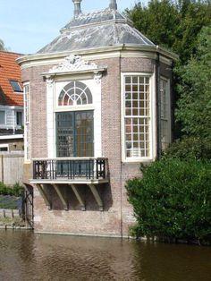 Teahouse, Middelburg, The Netherlands