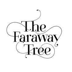 The Faraway tree, by Enid Blyton. I read this countless times. Logos Collection by Moshik Nadav #Typography. via #Behance