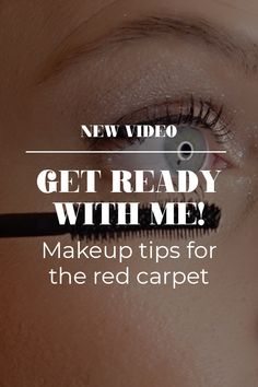 Don't miss out on the ultimate red-carpet makeup on Cecilie Vinde, made by the makeup artist Malene Windekilde, for the red carpet, at Danish Beauty Award 2021! 💛 Here you will get tips and tricks all the way from a natural everyday makeup to high glam! The co-founder of Lavinde Copenhagen, Cecilie, gives a look back on previous emotional award shows 🏆 Red Carpet Makeup, Natural Everyday Makeup, Beauty Awards, Get Ready, Looking Back, Copenhagen, Danish, Makeup Tips, Mascara